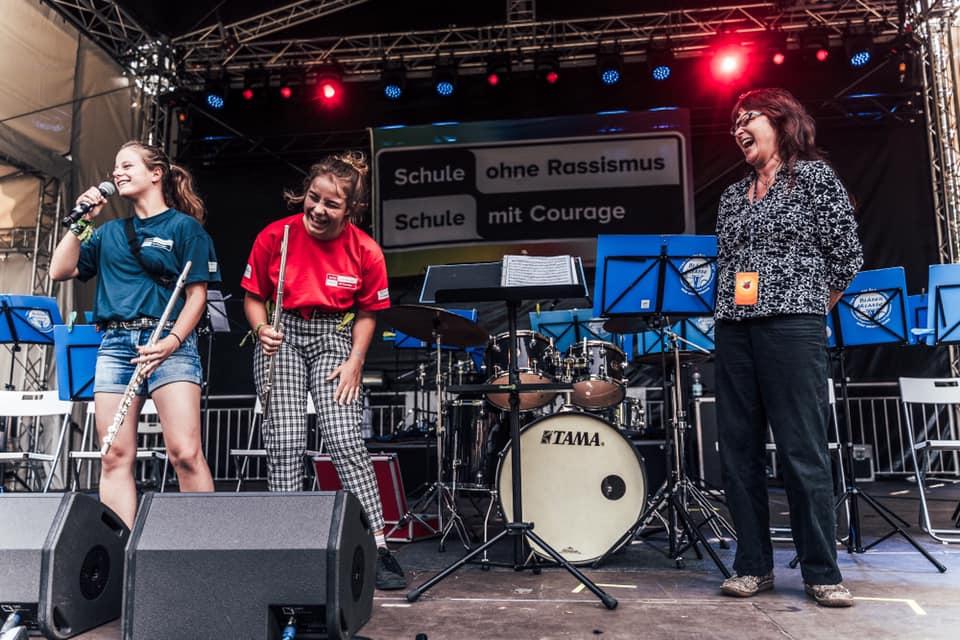 Festivaleroeffnung Jamel rockt den Foerster