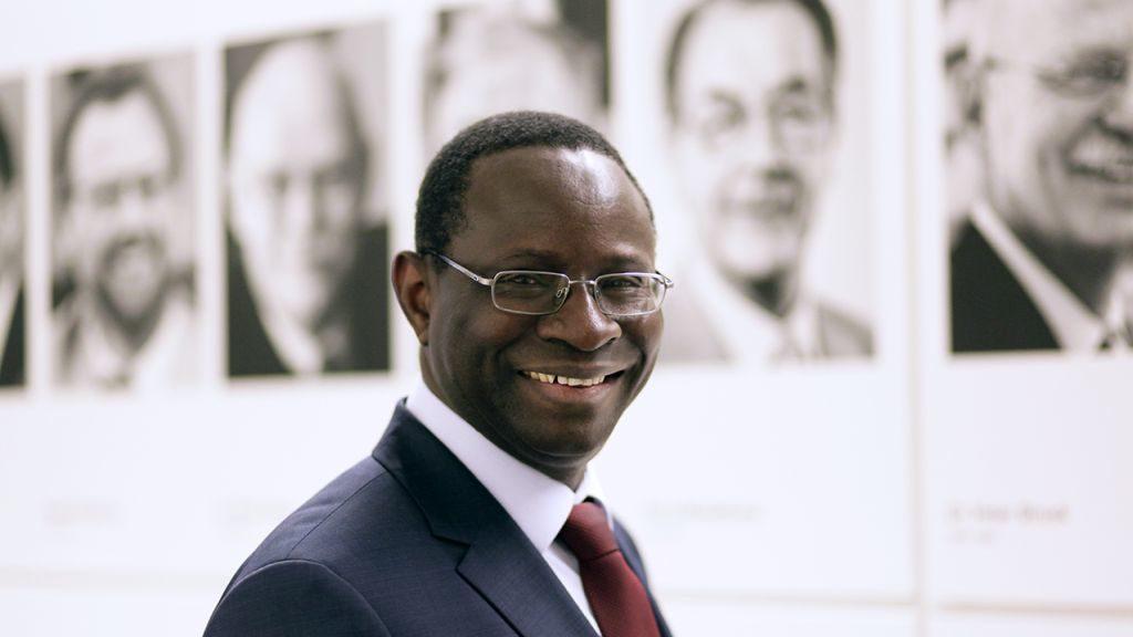 Dr Karamba Diaby