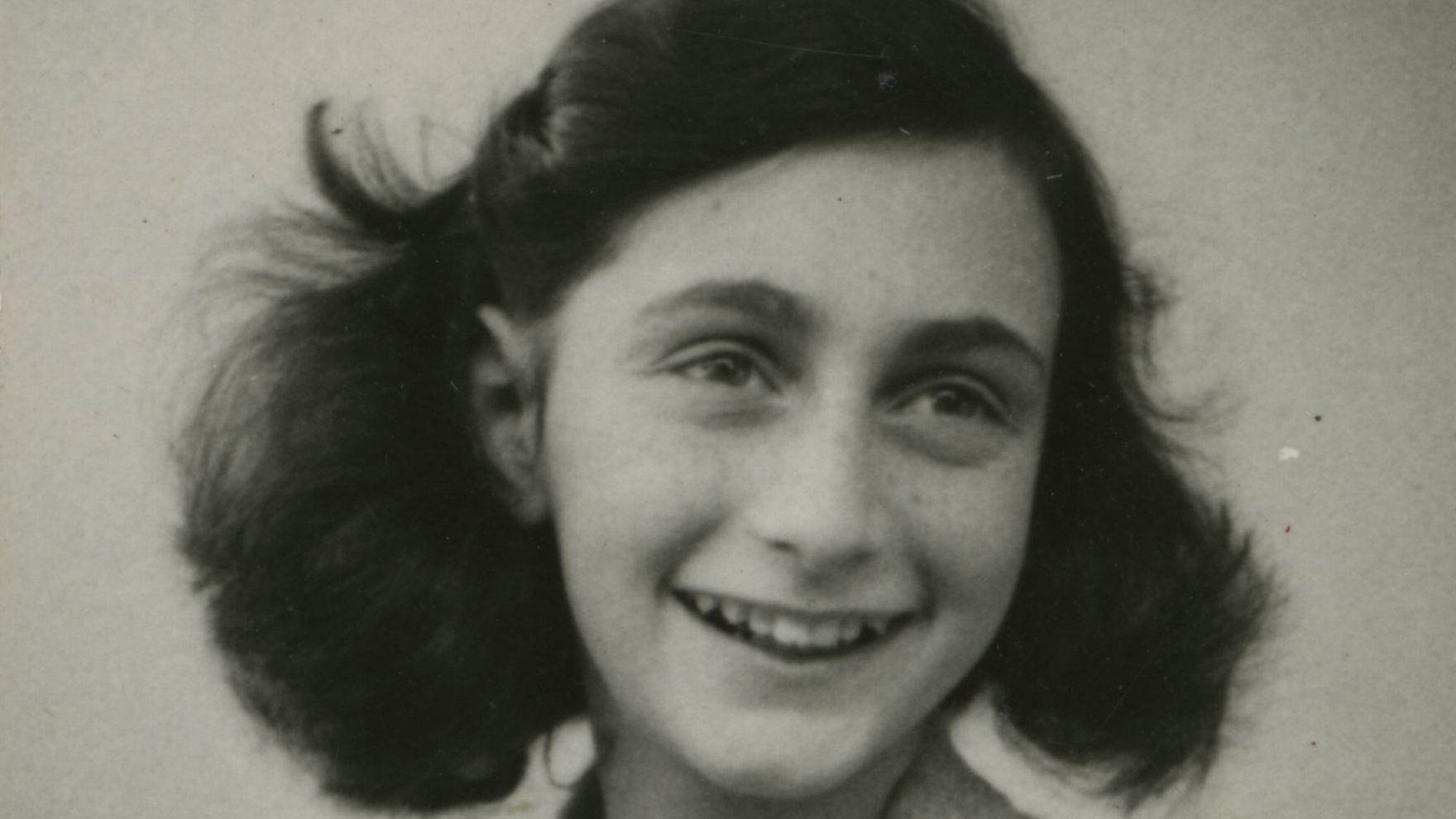 Anne Frank 1942