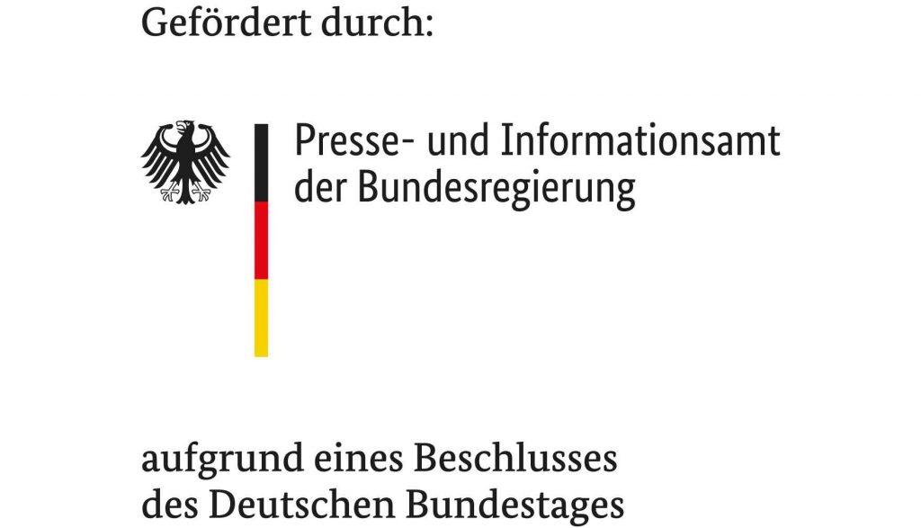 Logo Presse- und Informationsamt