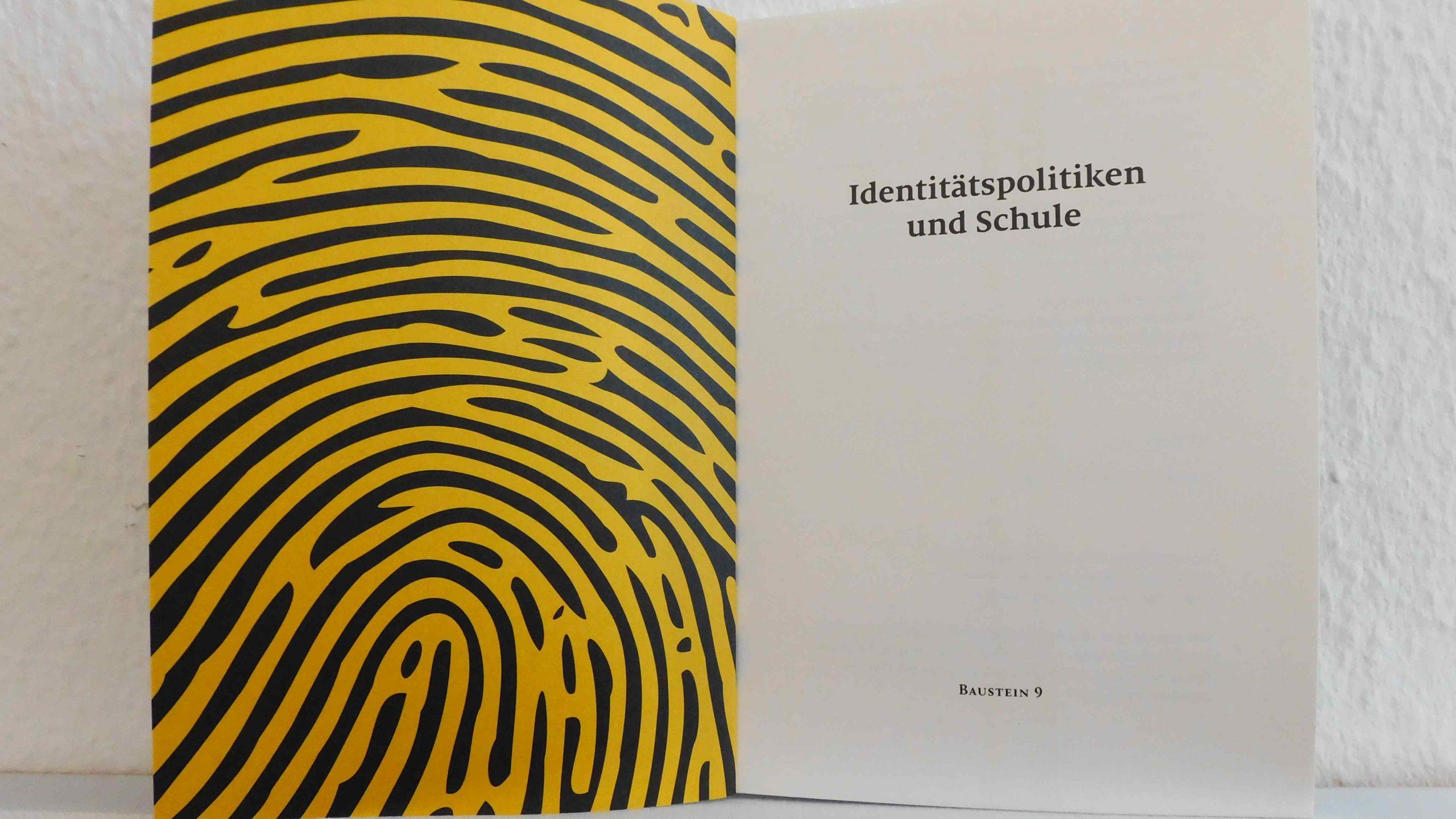 Baustein Identitätspolitiken und Schule