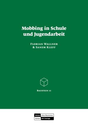 Titelbild Baustein 11: Mobbing ind Schule und Jugendarbeit